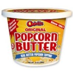 Odells Real Butter Popcorn Topping