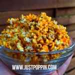 Easy Cheesy Popping Sorghum - Quick Fix Snack