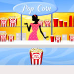 The Perfect Popcorn Bar for Weddings and Other Events